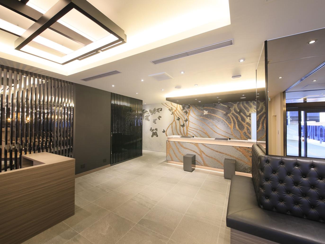 フロント・ロビー / Front・Lobby