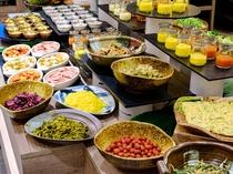 朝食ブッフェ / Breakfast buffet