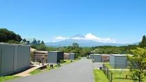 富士山(夏)