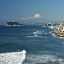 稲村ケ崎からの風景