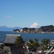 光明寺からの景色