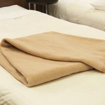 毛布(貸出品)