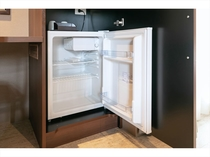 全室冷蔵庫完備 持ち込みのお飲み物もしっかり冷えます。