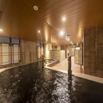 【大浴場◆天然温泉】