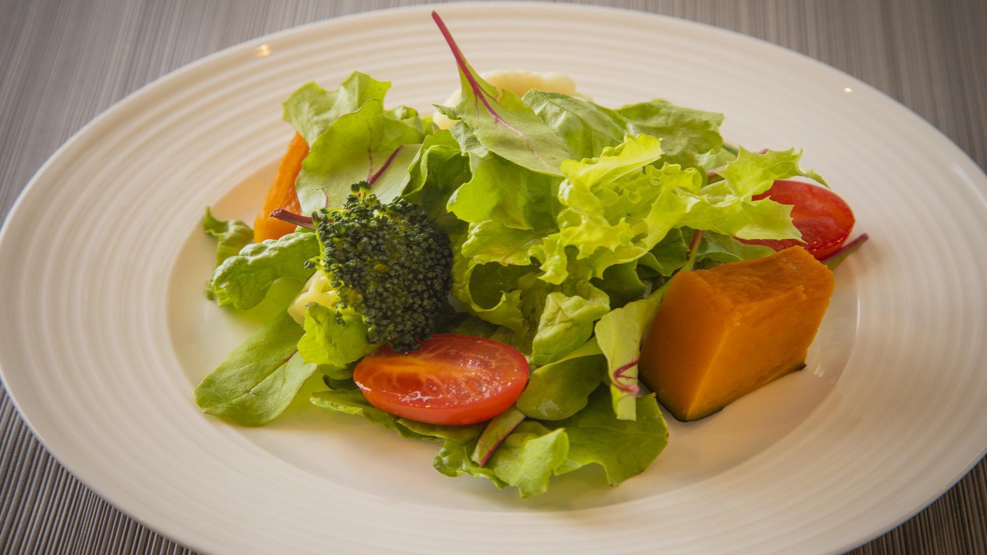 ■ディナーコース 本日のサラダ(イメージ)