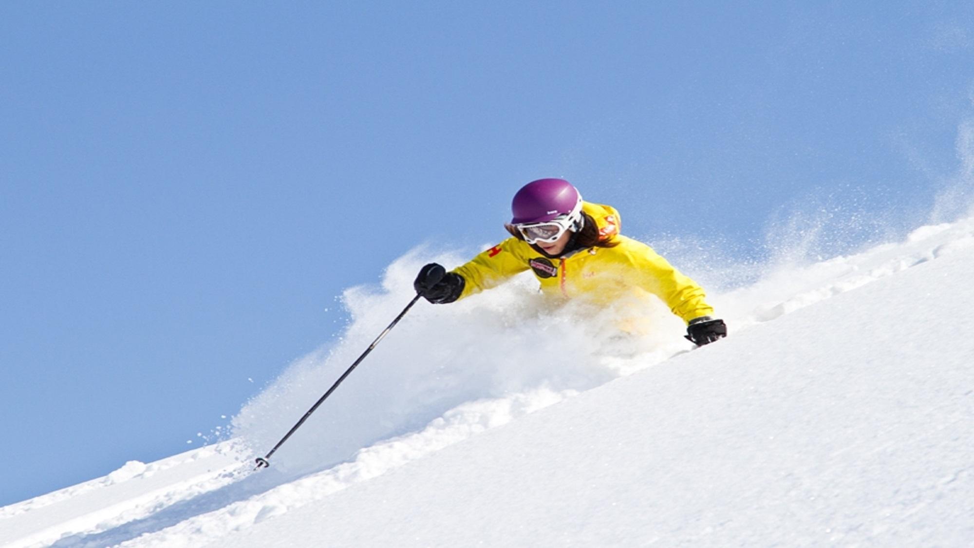 ■周辺情報 『富良野スキー場』当館から車で約15分