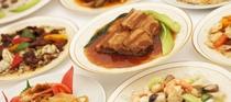 中華料理「竹園」料理