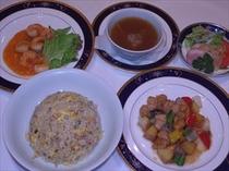 夕食中華&朝食バイキング付きプラン(Aセット)