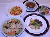 夕食中華&朝食バイキング付きプラン(Cセット)