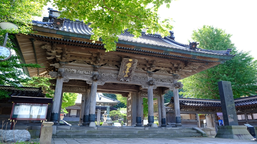 高竜寺(西部地区にある由緒ある寺院)