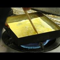 【朝食】うみたて卵を使った♪卵焼き