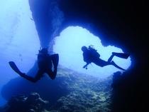ダイビングのメッカ 宮古島