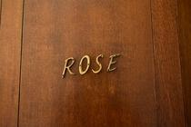 Room ローズ 桜色100%自然素材漆喰のツインルーム