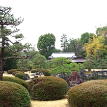◆京都観光◆二条城の庭園