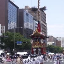 ◆京都観光★祇園祭