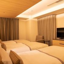◆客室◆モデレートトリプルルーム