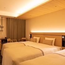 ◆客室◆スタンダードトリプルルーム