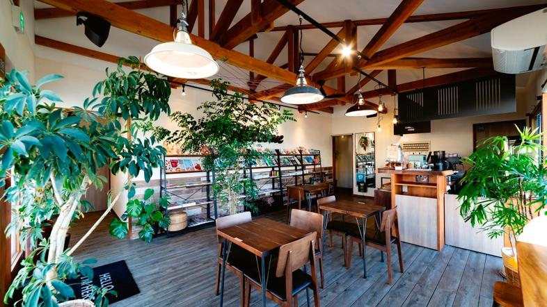 Cafe&Stay CASTANA