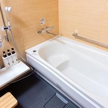 【バスルーム】デラックスルーム、和室、西方館スーペリアツイン