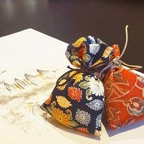 【日本古来1300年の歴史 大和にほひ袋と文香(ふみこう)作り】