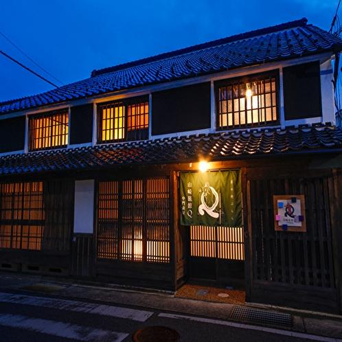 ◆玄関 外観◆建築当時の名残を残した昔ながらの生活を体感できることでしょう