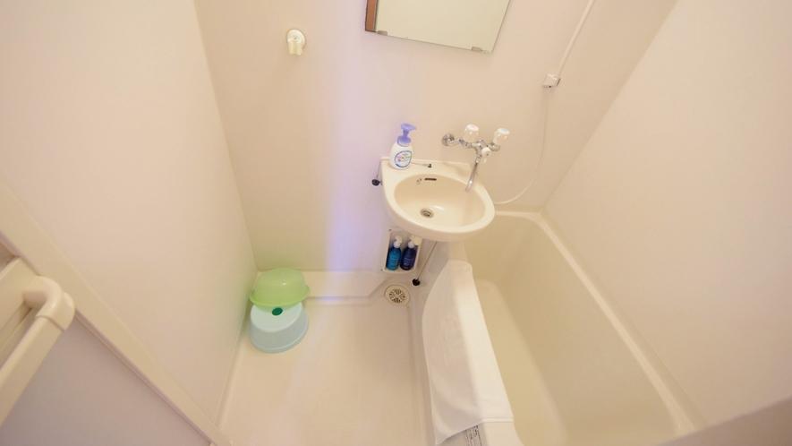 【ツインルーム】お風呂