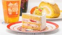 ケーキセット/キャラクターズカフェ(1F)