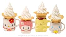 ソフトクリーム/キャラクターズカフェ(1F)