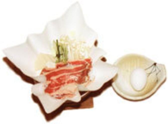 牛すき焼鍋