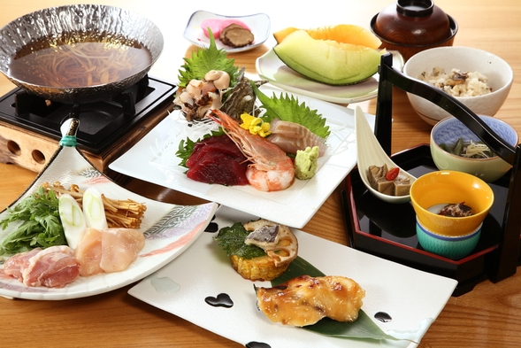 ☆スタンダード☆ 和会席プラン ≪一泊二食付き≫