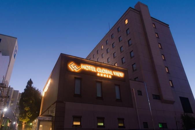 ホテルグローバルビュー八戸アネックス(2021年8月18日グランドオープン)