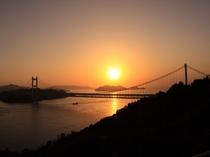 鷲羽山・瀬戸大橋