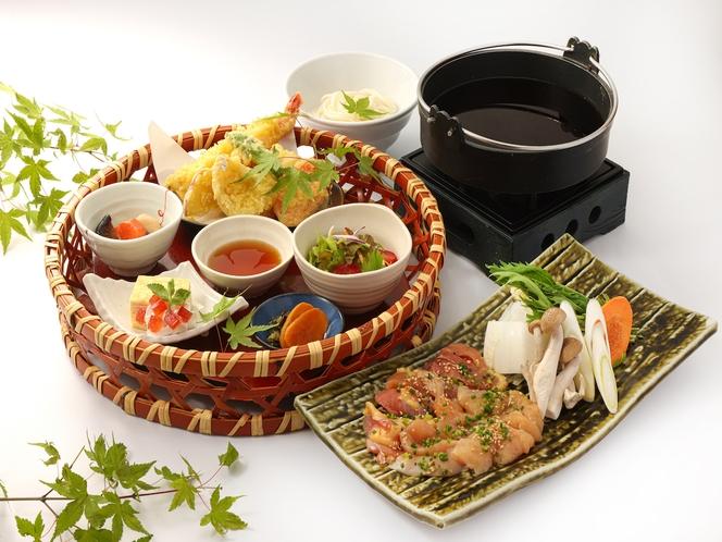 【リーズナブル】天吉プラン/古処鶏のすき鍋