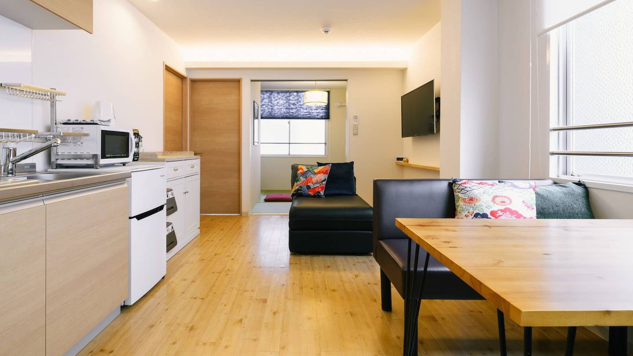 3Bed Room Living