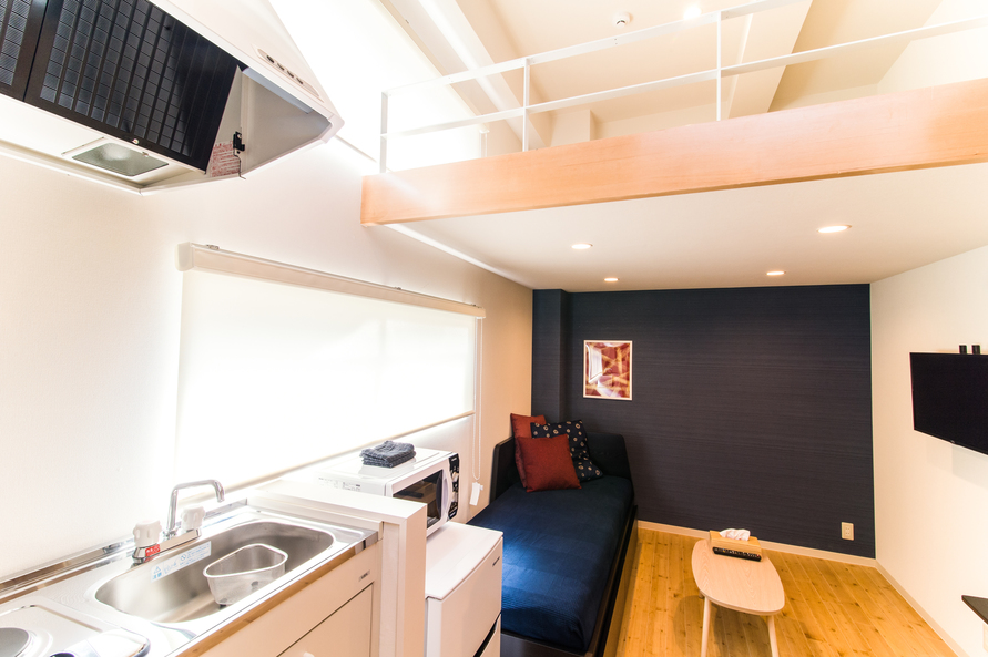 Homely Loft Bed Room 2