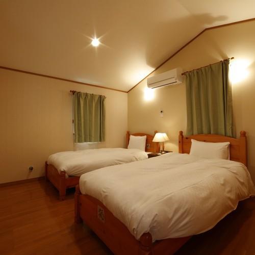 貸別荘G 寝室