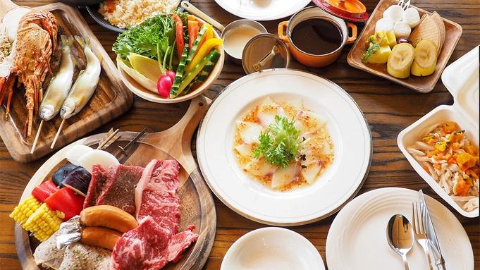 2021秋【息吹-IBUKI-部屋食】一番人気!福島県産牛の特製プレミアムバーべキュー!