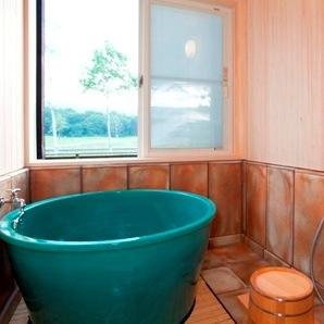 【レイクサイドドッグヴィラ スイート】源泉かけ流し客室温泉