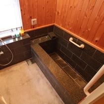 【貸別荘コテージE】バスルーム
