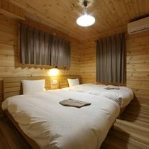 ログプレミアム 木立 寝室1F