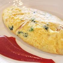 【朝食バイキング】ライブキッチン