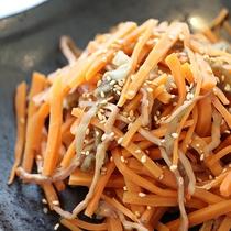 【夕食バイキング】福島の郷土料理『いかにんじん』
