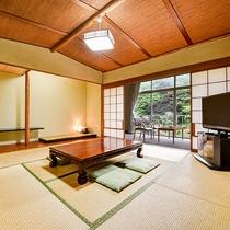*【和室】お茶を飲んだり、畳に寝たり・・・思い思いのお時間を過ごされてください。