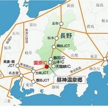 ☆昼神温泉マップ 500x500