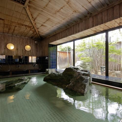 大浴場(石神-1)