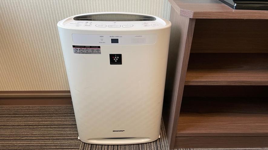 客室空気清浄器
