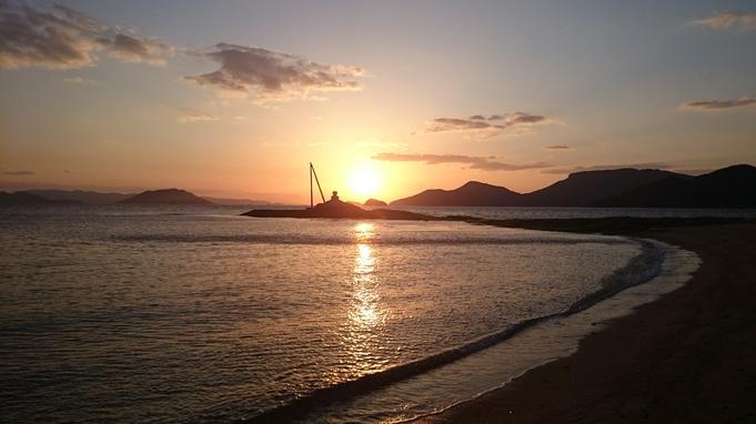 瀬戸内海を眺めながら「なにもしない時間を楽しみましょう」素泊まりプラン