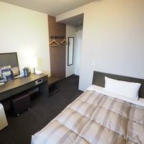 <別館>シングルルーム ベッドサイズ120×196(cm)