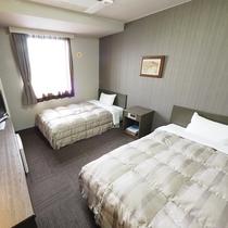 <別館>ツインルーム ベッドサイズ110×196(cm)