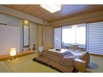 ◆スイート【子持(こもち) 501号室】主室10畳(冬)
